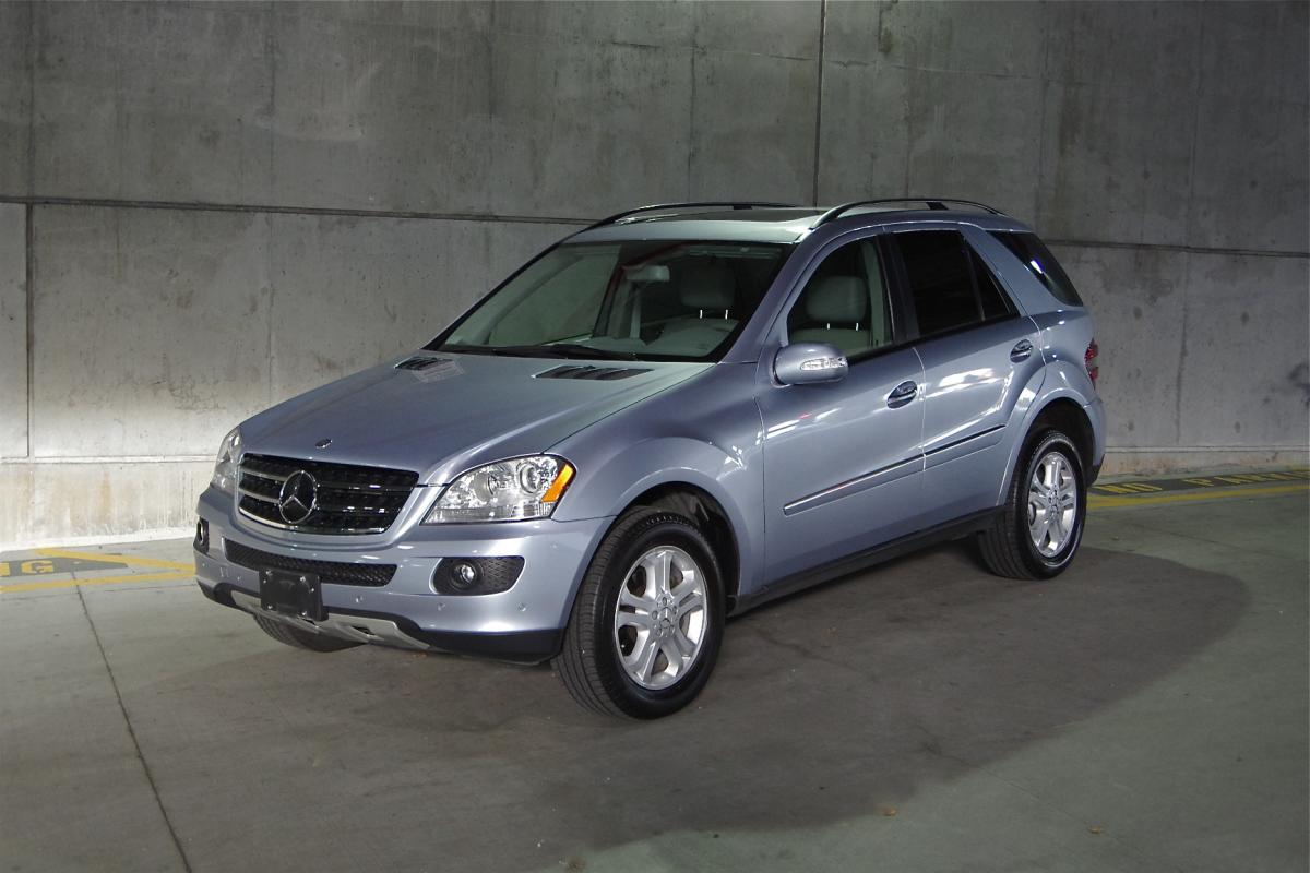 2007 Mercedes Benz ML320 CDI CORCARS
