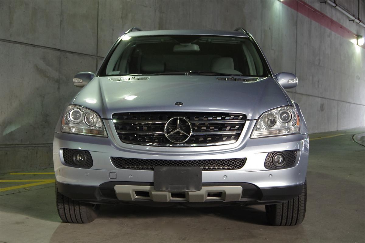 2007 mercedes benz ml320 cdi corcars for Mercedes benz ml320 cdi