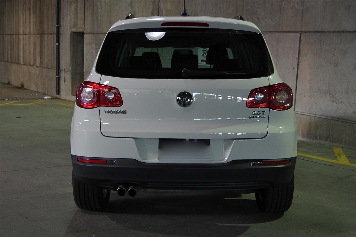 2011 Volkswagen Tiguan 4motion Cor Motorcars