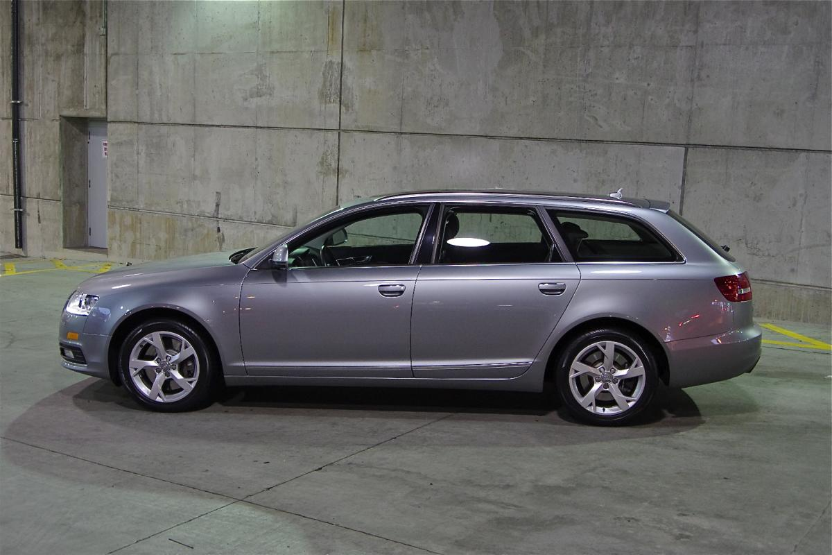 2010 Audi A6 Avant Reduced Corcars