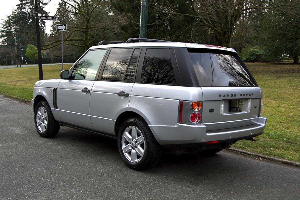 2004 Land Rover Range Rover HSE   CORCARS   1200 x 800 jpeg 168kB