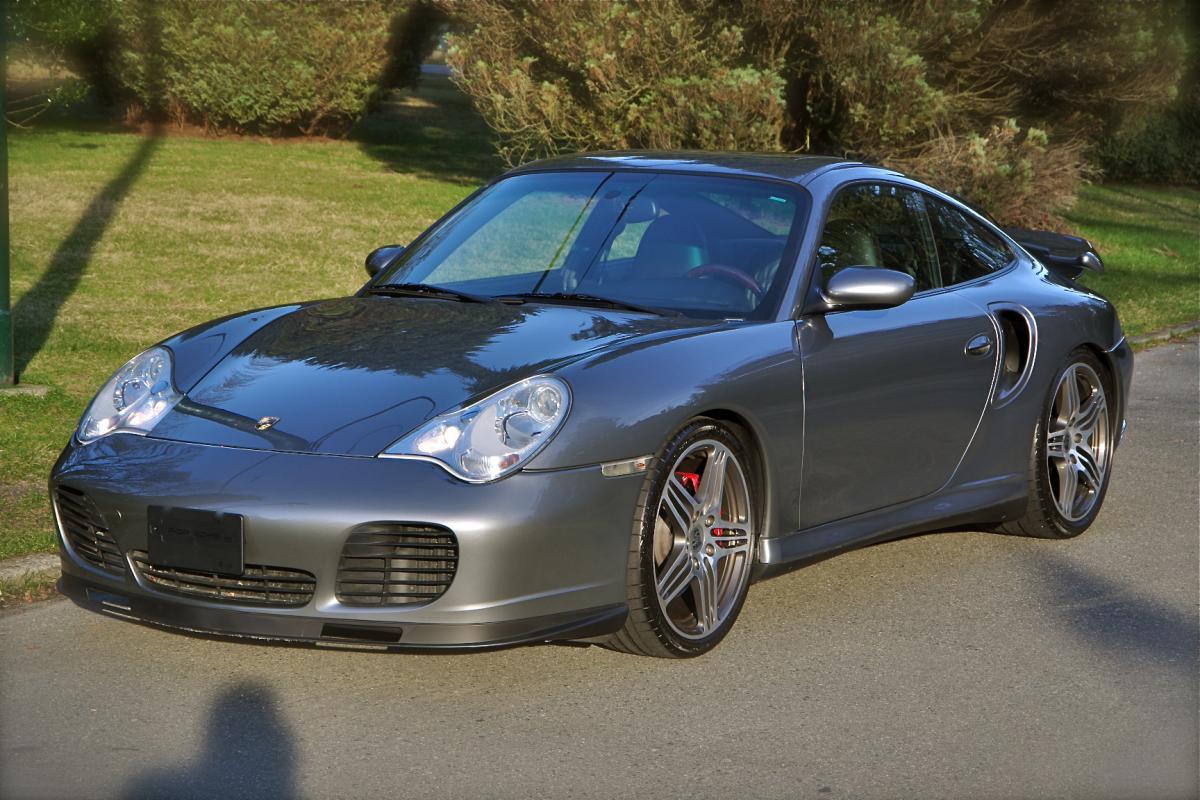 2002 Porsche 911 Turbo Corcars