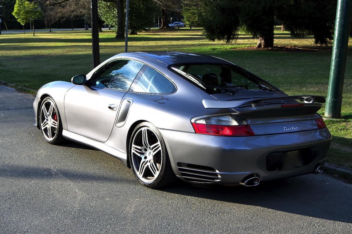 2002 Porsche 911 TURBO | CORCARS