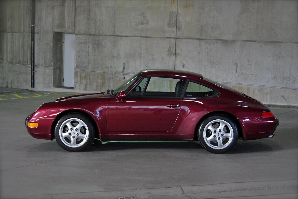 1996 Porsche 911 C2 993 Corcars