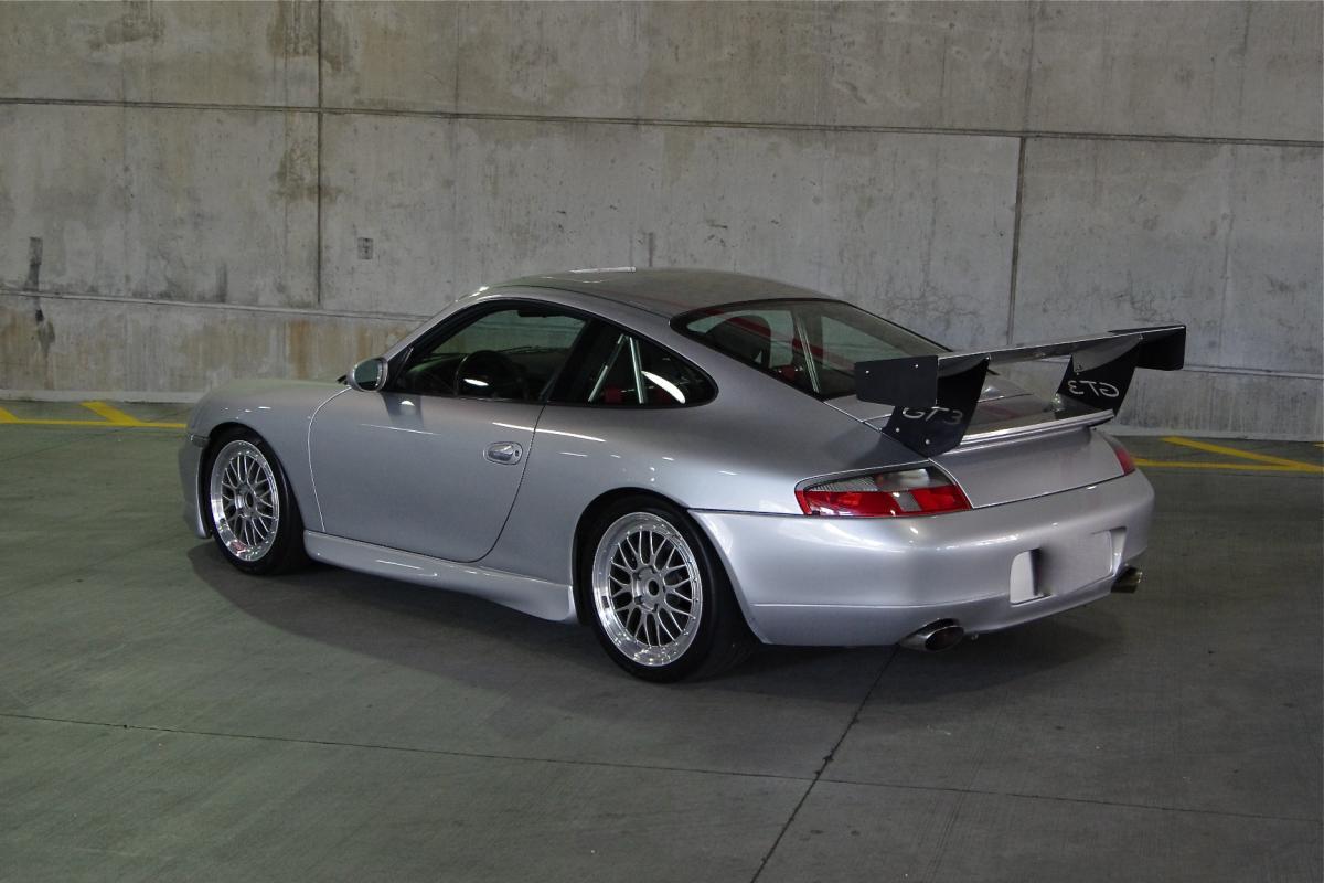2000 Porsche 911 C2 996 Reduced Cor Motorcars