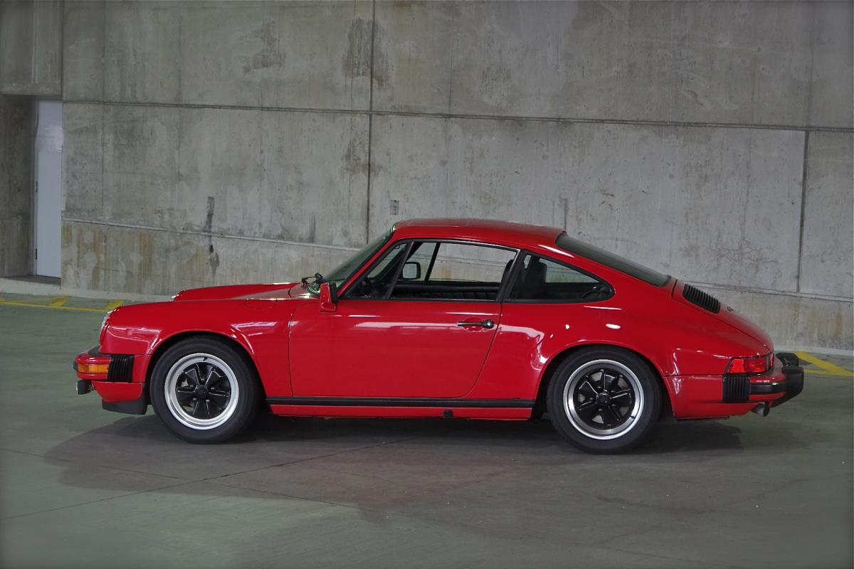 1981 porsche 911 sc corcars. Black Bedroom Furniture Sets. Home Design Ideas