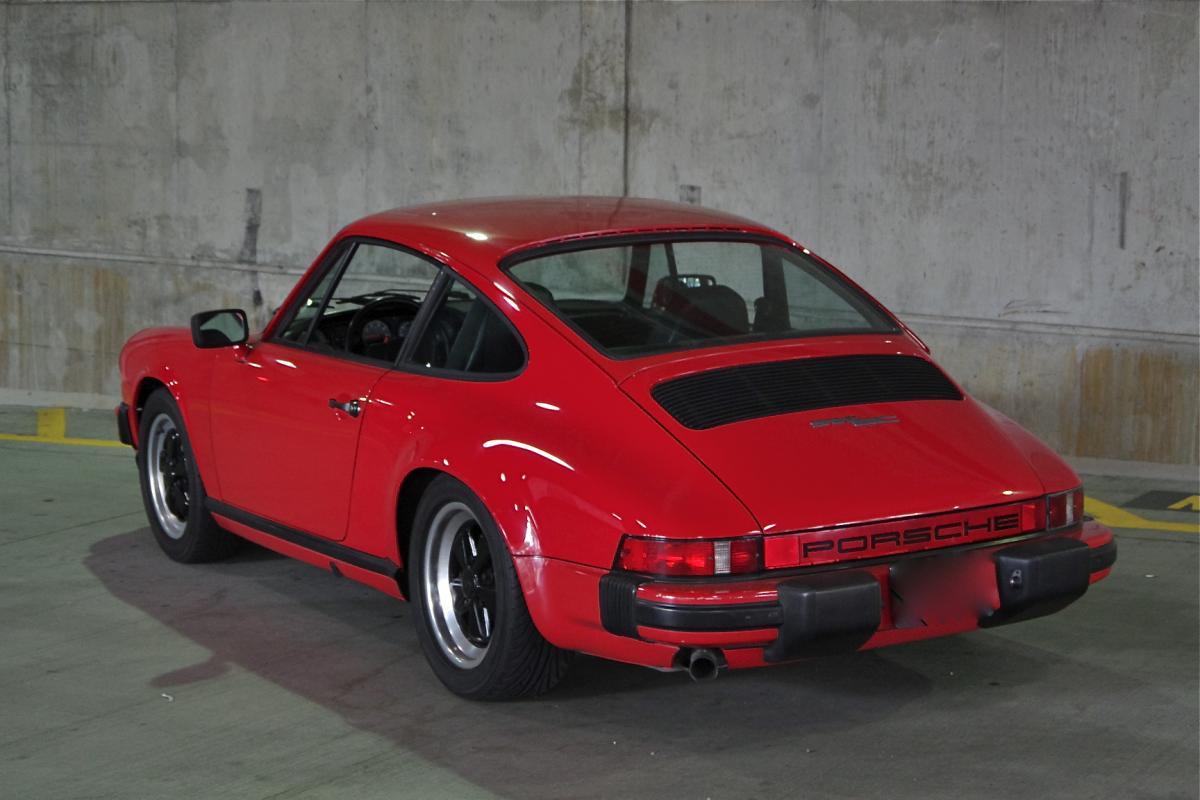 1981 Porsche 911 Sc Corcars