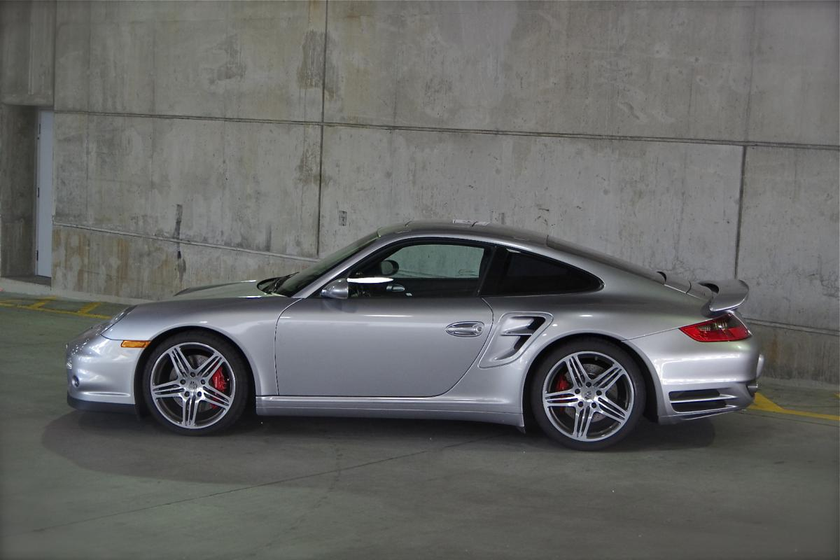 2007 porsche 911 turbo 997 corcars. Black Bedroom Furniture Sets. Home Design Ideas