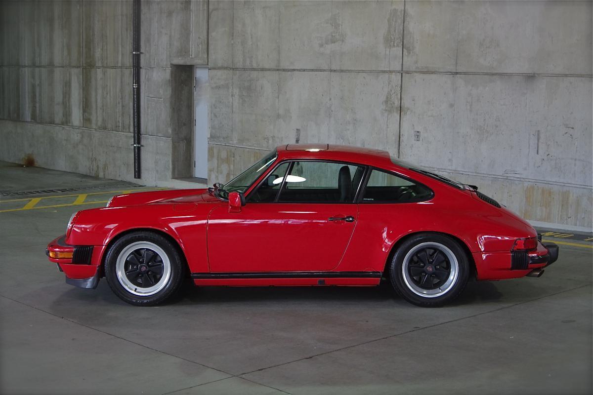 1989 porsche 911 carrera | cor motorcars