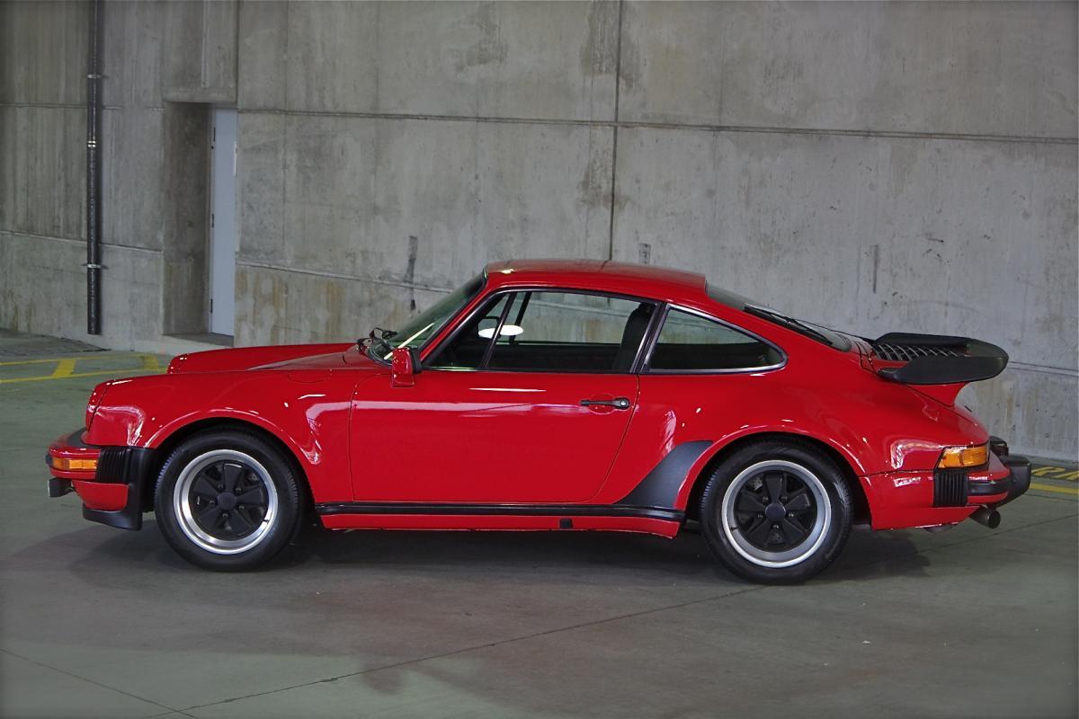1979 Porsche 911 Turbo 930 Cor Motorcars