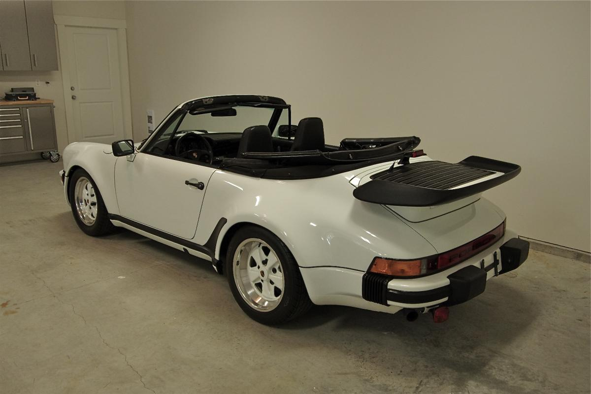 1986 Porsche 911 Turbo Look Corcars