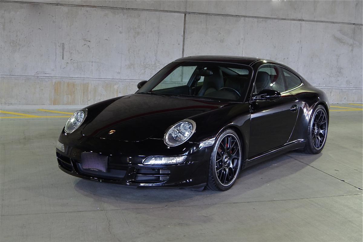 2006 porsche 911 c2s 997 reduced corcars. Black Bedroom Furniture Sets. Home Design Ideas