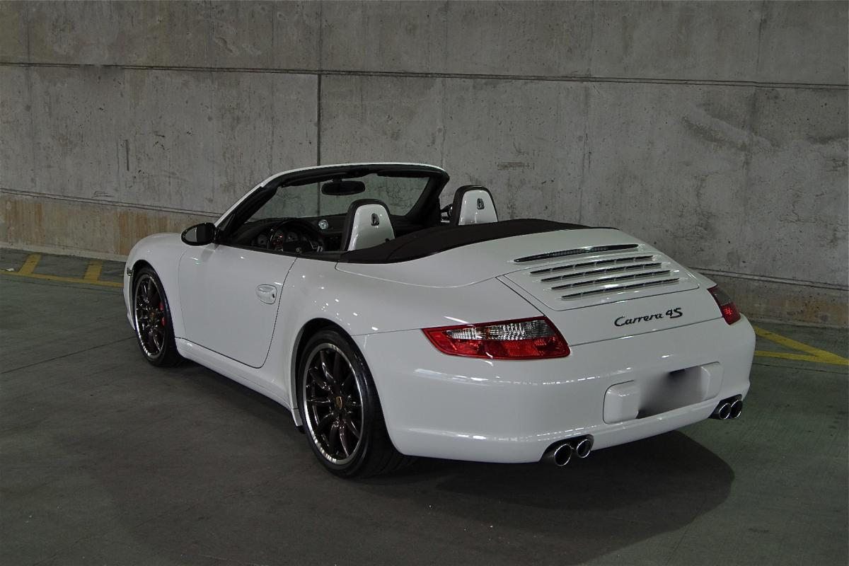 2006 Porsche 911 C4s Corcars
