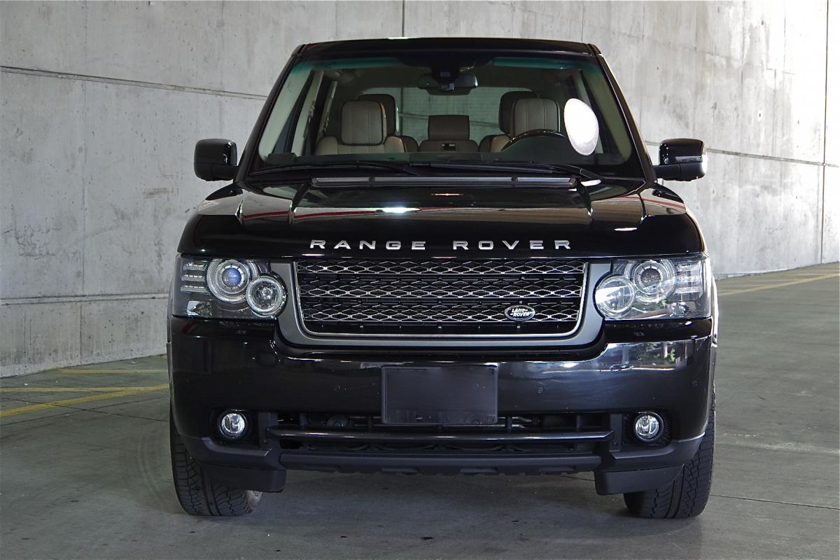 2011 land rover range rover hse lux cor motorcars. Black Bedroom Furniture Sets. Home Design Ideas