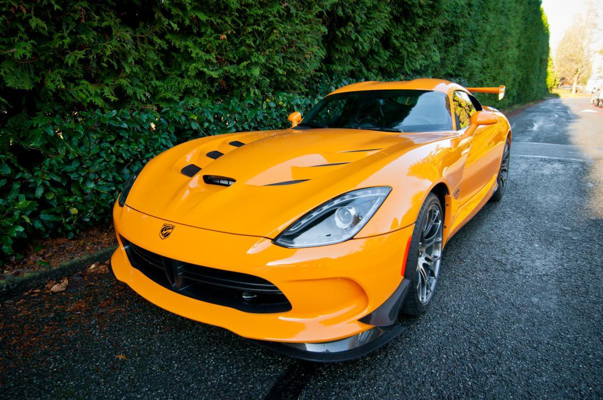 2015 Dodge Viper Srt Ta 2 0 Cor Motorcars