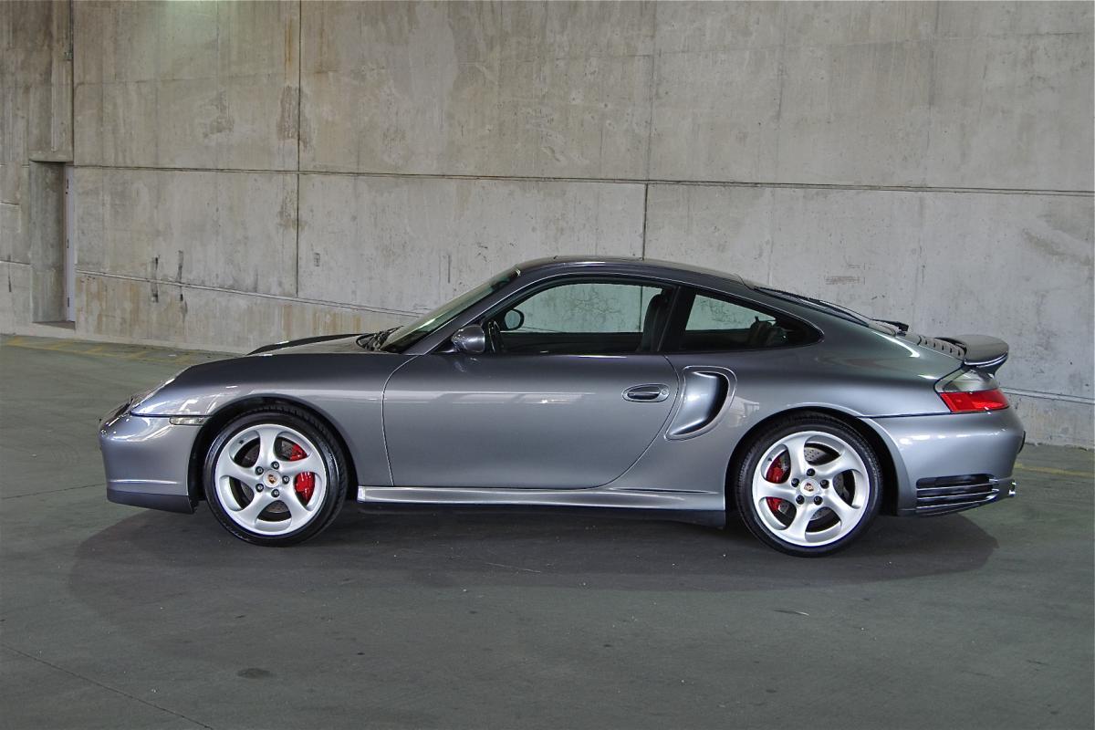 How To Check Antifreeze >> 2001 Porsche 911 Turbo (996) | Cor Motorcars
