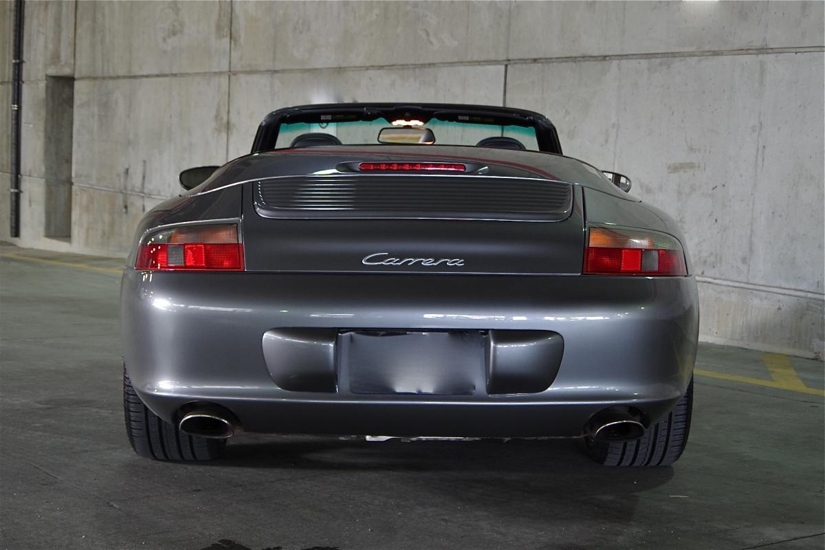 2002 Porsche 911 C2 996 Cor Motorcars