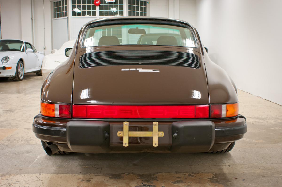 1982 Porsche 911 Sc Cor Motorcars