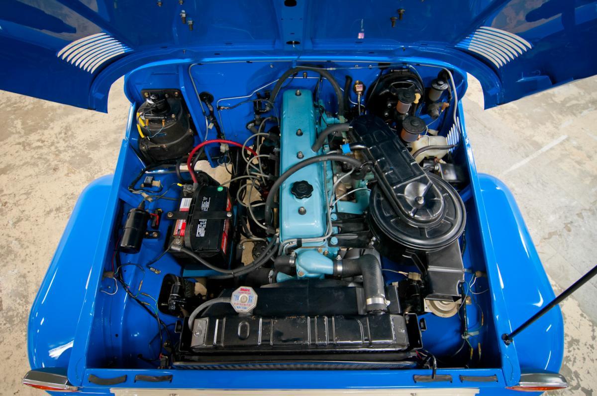 1974 Toyota Land Cruiser FJ40 | Cor Motorcars