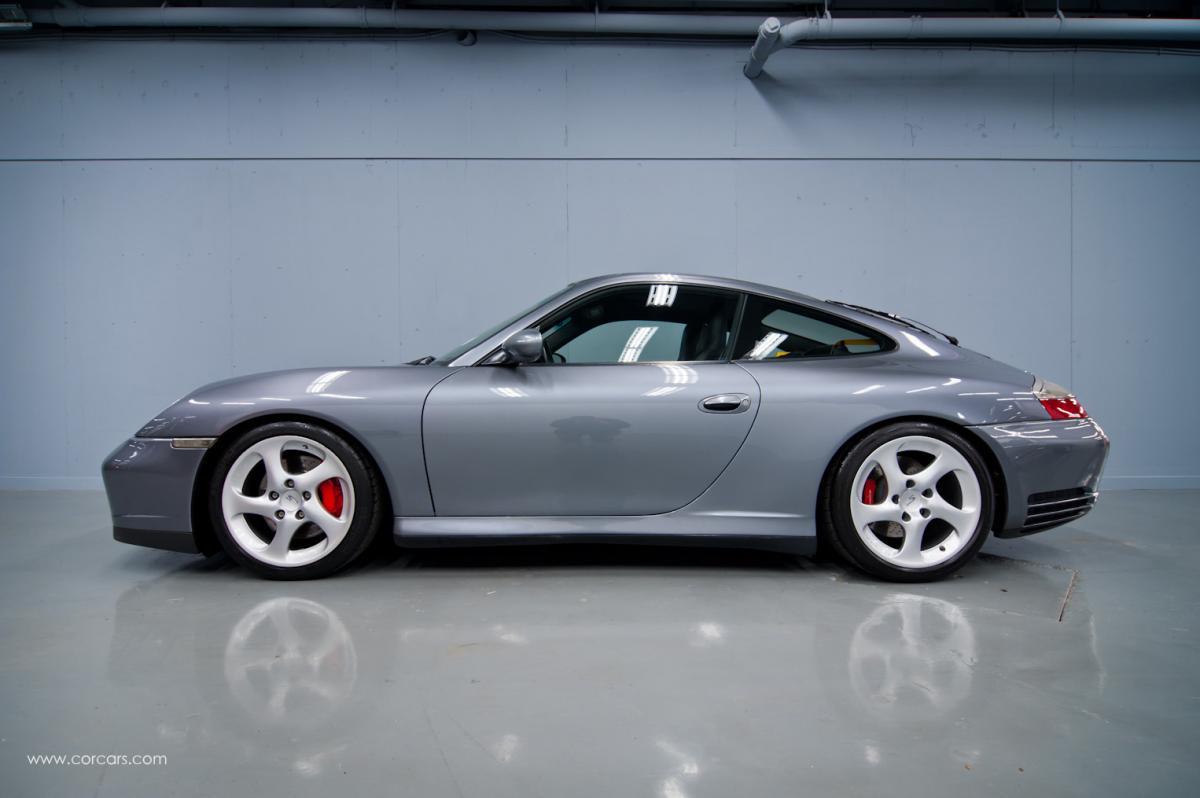 2003 Porsche 911 C4s 996 Cor Motorcars