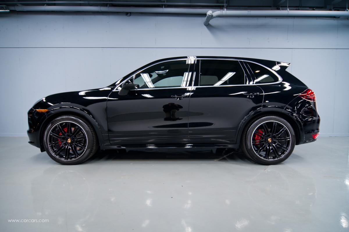 2014 Porsche Cayenne Gts Cor Motorcars