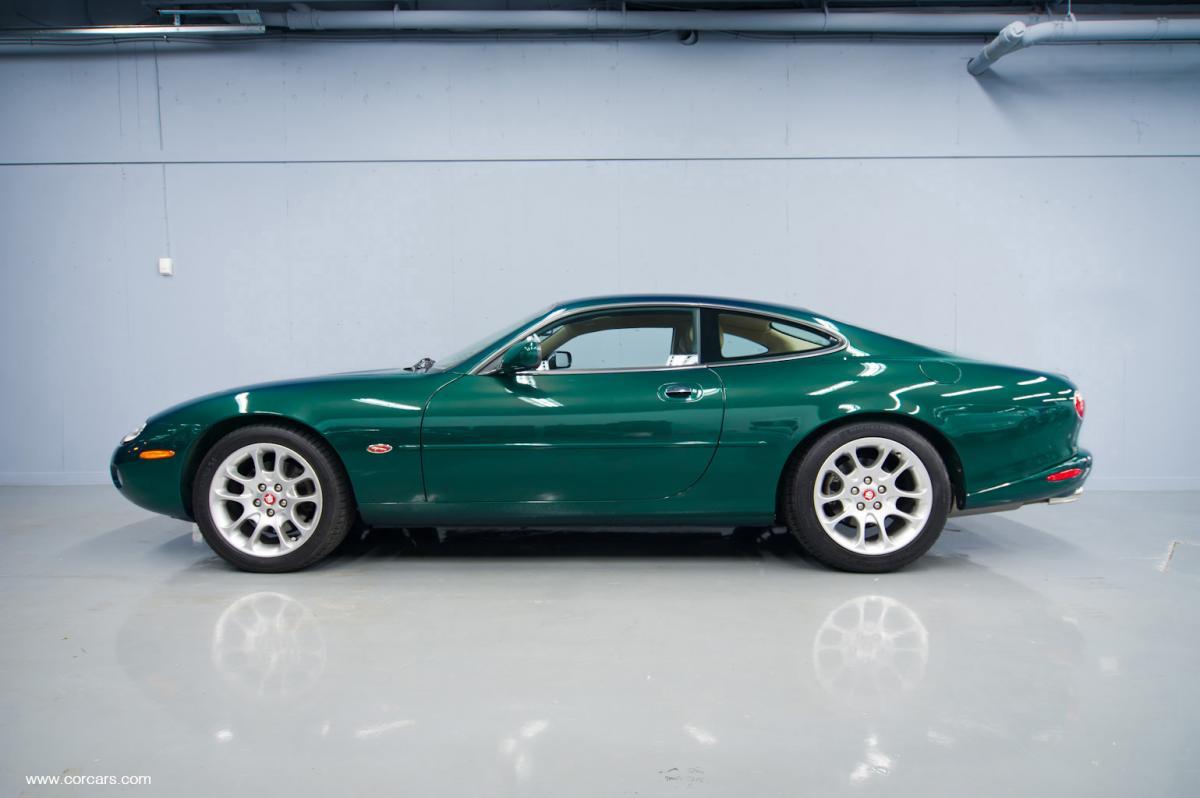 2002 Jaguar XKR | Cor Motorcars